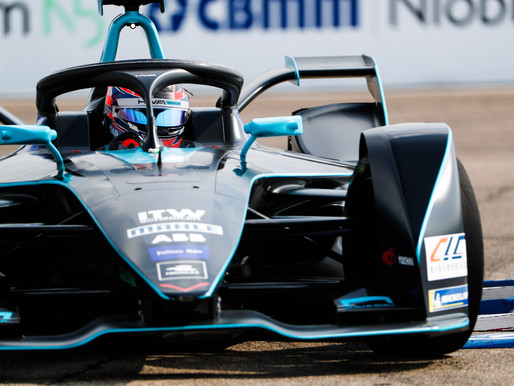 STRONG QUALIFYING TURNS TO DISAPPOINTMENT FOR PAFFETT IN BERLIN