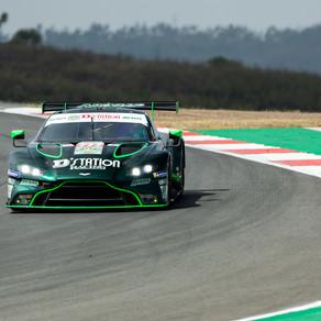 Cruel luck ends Watson's race in Portimão