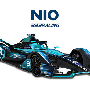 Tom Blomqvist joins NIO 333 Formula E Team for  the 2021 ABB FIA Formula E World Championship