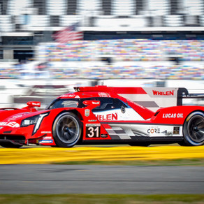 Gearbox issue denies Conway chance of Rolex 24 victory
