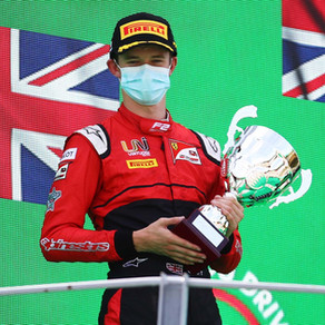 Pole, win and championship lead for Ilott in Monza