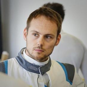 Tom Blomqvist announced as new Panasonic Jaguar Racing reserve driver