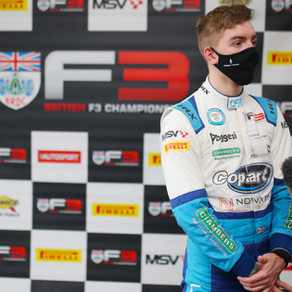 Foster in high spirits ahead of Donington Park