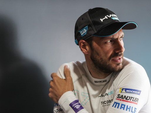 PAFFETT READY FOR NEXT FORMULA E OUTING IN BERN