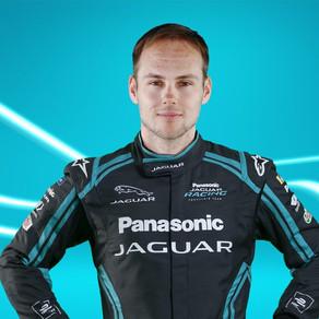Tom Blomqvist to drive for Panasonic Jaguar Racing in final Formula E races