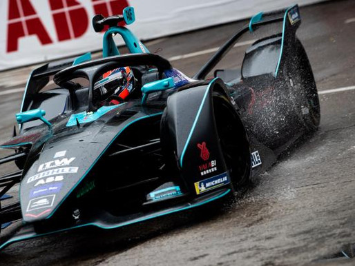 FIRST POINTS FOR PAFFETT IN HONG KONG