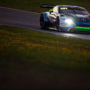 Watson raring to go ahead of Spa 24 Hours