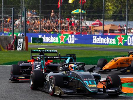 Frustration for Viscaal in Monza