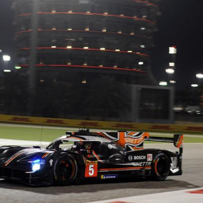 Fastest lap for King at 8 Hours of Bahrain