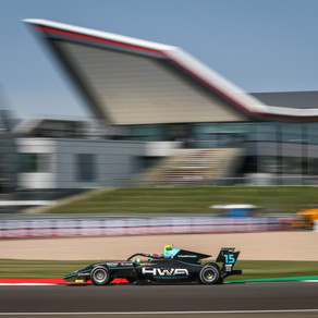 Hughes claims two top-ten finishes at Silverstone