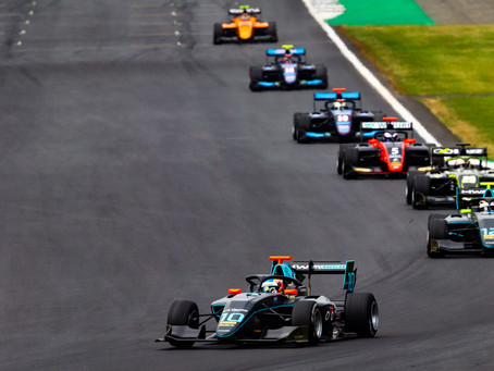 Silverstone marks challenging weekend for Viscaal