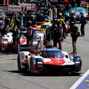 Conway excited to start new WEC era at Spa-Francorchamps