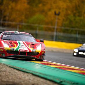 Tom Blomqvist joins AF Corse for GT World Challenge Europe finale