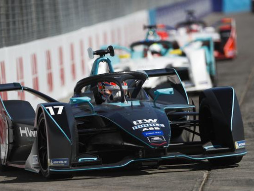 GARY PAFFETT TAKES THE CHEQUERED FLAG IN SANTIAGO