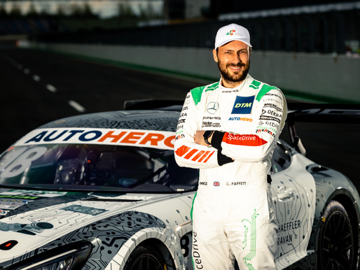 GARY PAFFETT UNABLE TO RETURN TO DTM IN 2021
