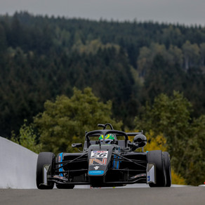 Foster heads to Barcelona for Euroformula Open finale