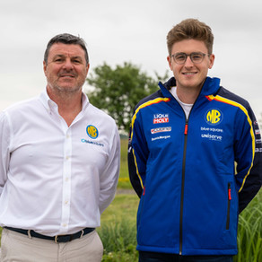 Andrew Watson joins MB Motorsport accelerated by Blue Square as Hybrid Development Driver