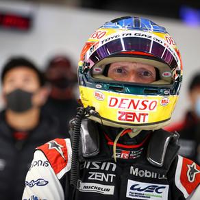 Conway seals podium finish at Spa-Francorchamps