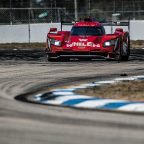 Conway gears up for Mobil 1 Twelve Hours of Sebring