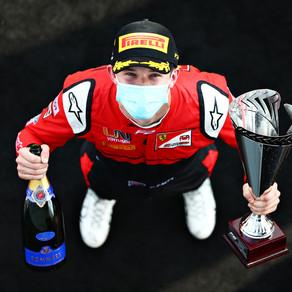Ilott takes title lead after Silverstone stunner