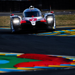 Mike Conway aims high at Le Mans
