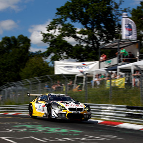 Tom Blomqvist ready for revered Nürburgring 24 Hours
