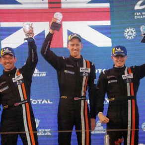 Maiden FIA WEC podium for Watson in Bahrain