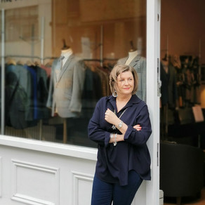 MB Partners tie up new partnership with Susannah Hall Tailors