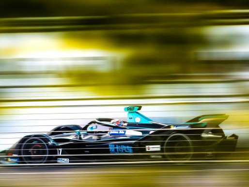 MISFORTUNE FOR PAFFETT IN ROME
