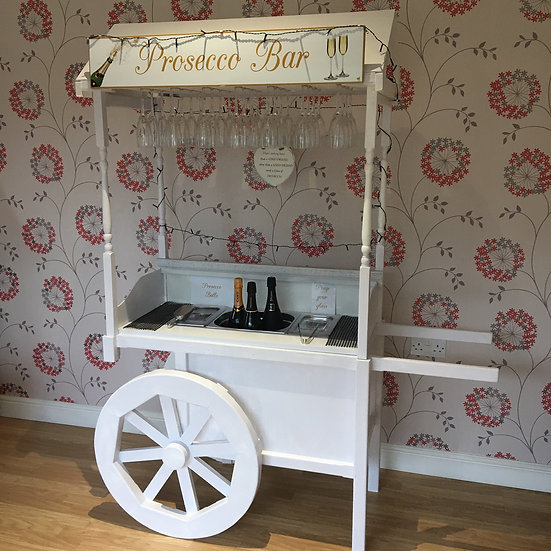 Prosecco Bar/Cart