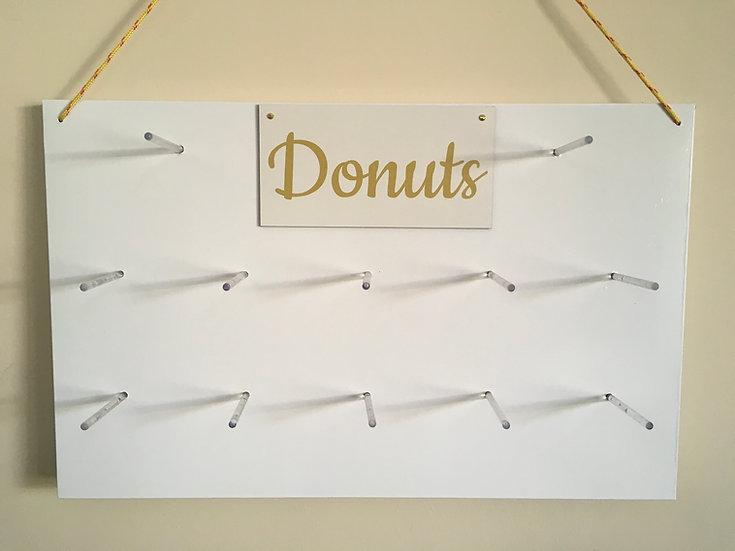 Small Donut wall