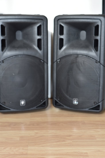 Large Powered Speakers
