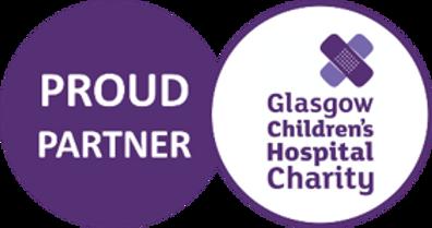 Glasgow Children's Hospital Charity Partner