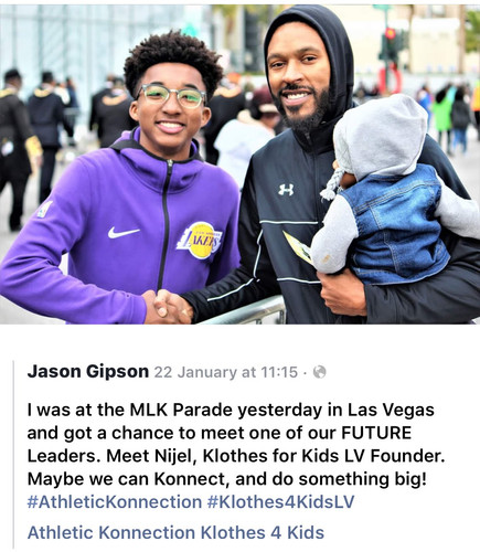 MLK Jr. Parade 2019