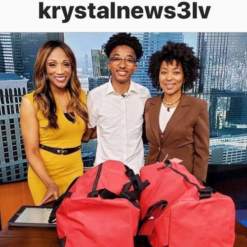 News 3 LV Interview
