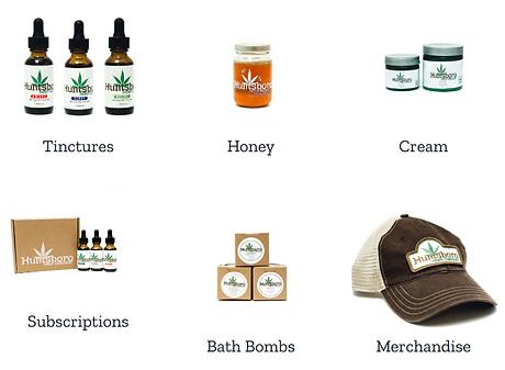 Products - Huntsboro Hemp Company — Mozi