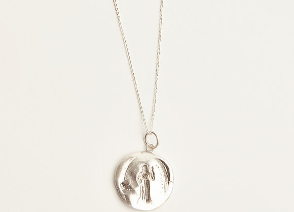 St Benedict Neckace - Carolina de Barros Jewellery