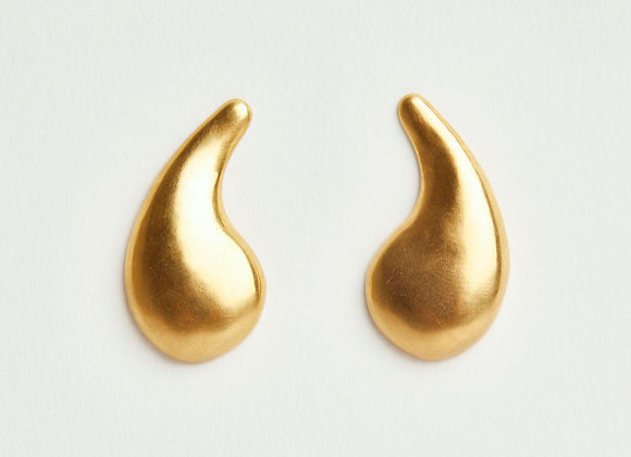 Virgula Earrings - Carolina de Barros Jewellery