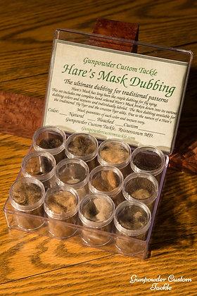 Hare's Mask Dubbing Set
