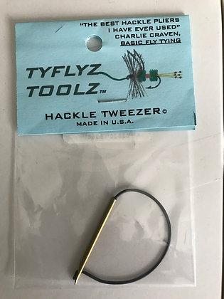 Tyflyz Hackle Tweezer