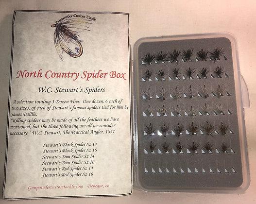 W.C. Stewart's Fly Box