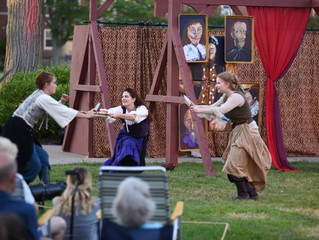 Romeo and Juliet with Capital Classics Theatre Company