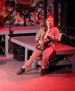 Turn Sax Oh Man!