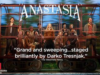 Anastasia at Hartford Stage