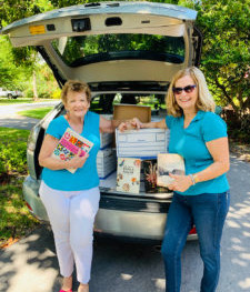 Miami Neat Helps With Books!