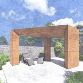 """파고라 디자인""""Design  Shelter"""""""
