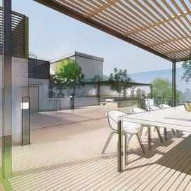 """테라스 조경  """"terrace design"""""""