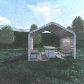 """디자인 파고라 """"Design Shelter"""""""