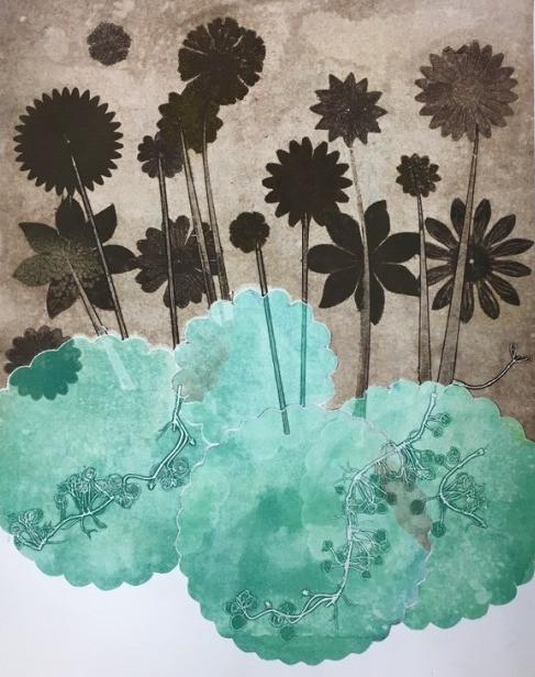 Cloud Garden Series  2017  24x36