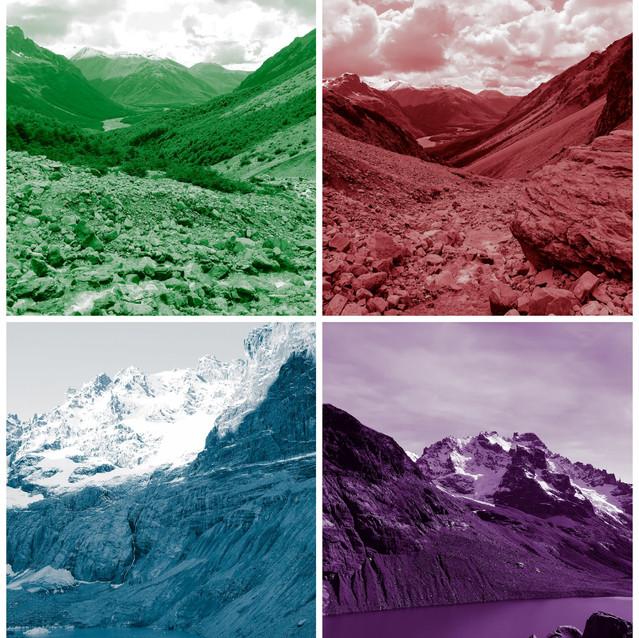 22. Parque Nacional Cerro Castillo desde sus cumbres